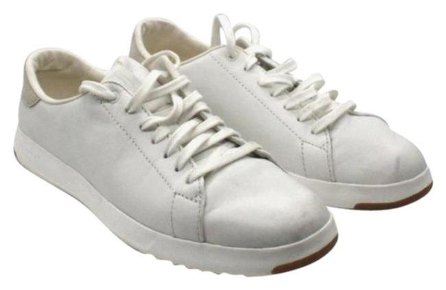 Item - White Mens Grandpr Low Top Lace Up Fashion Sneakers Boots/Booties Size US 7.5 Regular (M, B)