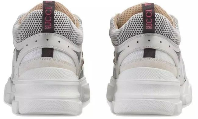 Gucci White New Men's Current Flashtrek Hiking Oversize Sole 5.5g/Us Sneakers Size US 6 Regular (M, B) Gucci White New Men's Current Flashtrek Hiking Oversize Sole 5.5g/Us Sneakers Size US 6 Regular (M, B) Image 6