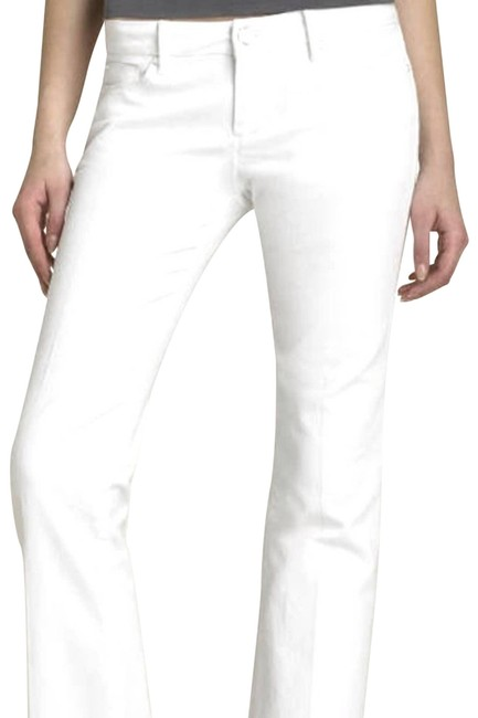 Item - White Nwot Woman's High Rise Curvy Honey Fit Straight Leg Jeans Size 27 (4, S)