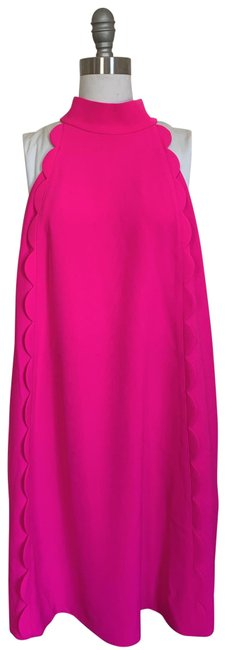 Item - Pink Wd1002 Short Casual Dress Size 4 (S)