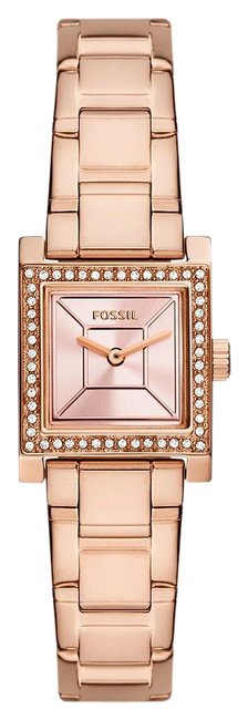 Item - Rose Gold Bq3715 Edan Two-hand Gold-tone Stainless Steel Watch