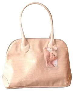 Jessica Simpson Fancy Zipper Tote in Light Salmon