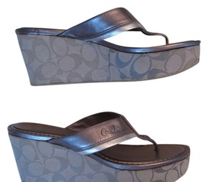 Other Gray silver Wedges