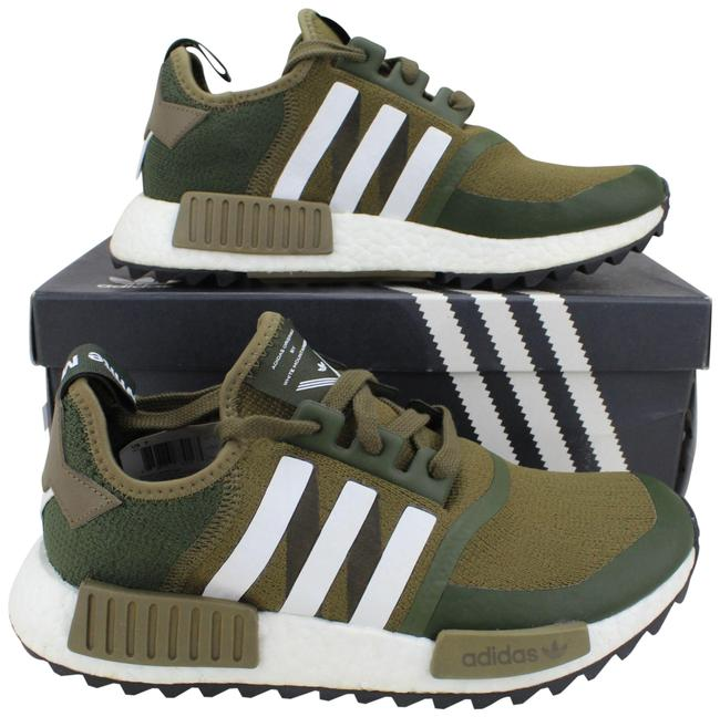 Item - Trace Olive/Footwear White Nmd Trail Pk Cg3647 Sneakers Size US 7 Regular (M, B)