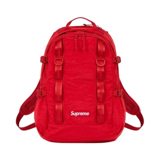 Item - Large Cordura Red Fabric Backpack
