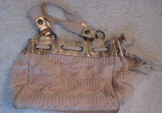 Juicy Couture Satchel in Light Pink