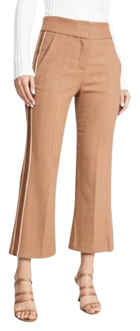 Item - Beige Cormac High-waisted - Pants Size 0 (XS, 25)