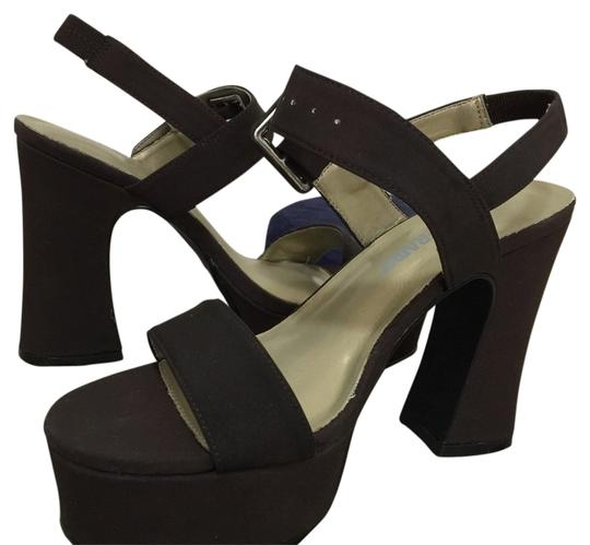 Maidenform Dark Brown Pumps