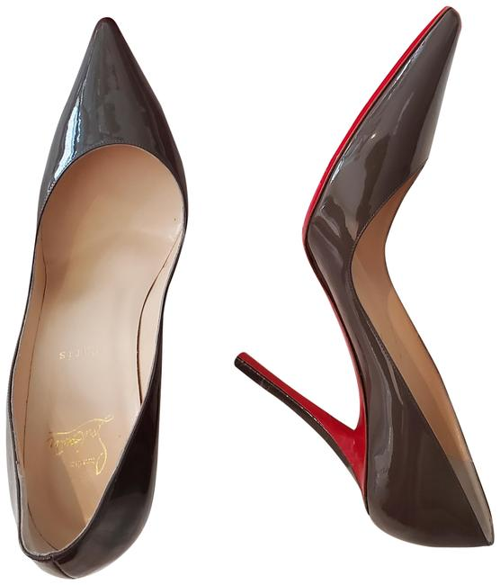 Item - Taupe Apostrophy Pumps Size EU 41 (Approx. US 11) Narrow (Aa, N)