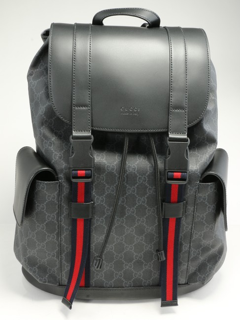 Item - Black Backpack Gg Men's Jewelry/Accessory