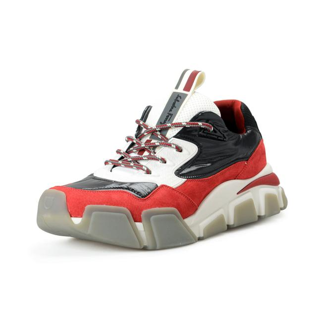 """Item - Multi-color Men's """"Booster8"""" Canvas Leather Fashion Sneakers Size US 10 Regular (M, B)"""