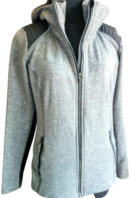 Item - Grey Luxe Stronger Activewear Outerwear Size 6 (S)