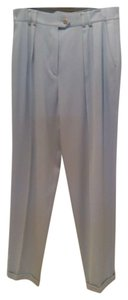 Escada Vintage Trouser Pants light porcelain blue