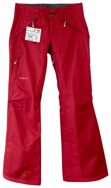Item - Red XS Women's Insulated Snowbelle Waterproof Activewear Bottoms Size 0 (XS, 25)