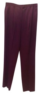 Escada Trouser Pants Purple
