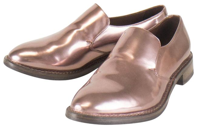 Item - Brown Patent Leather Loafers 38/8 Formal Shoes Size US 8 Regular (M, B)