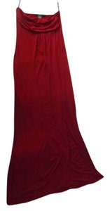red Maxi Dress by Arden B