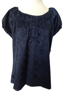 Apt. 9 Top Navy Blue