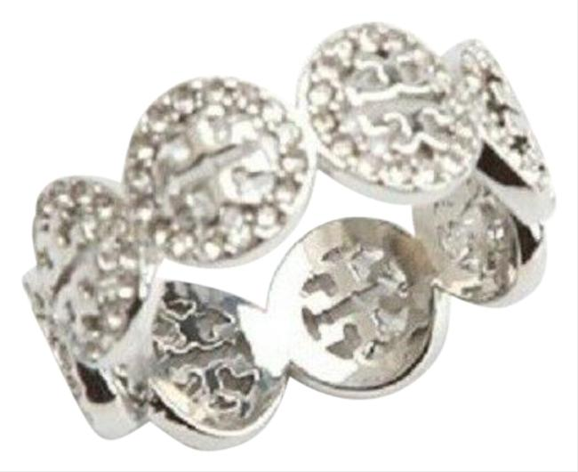 Item - Silver Pave Size 7 Ring