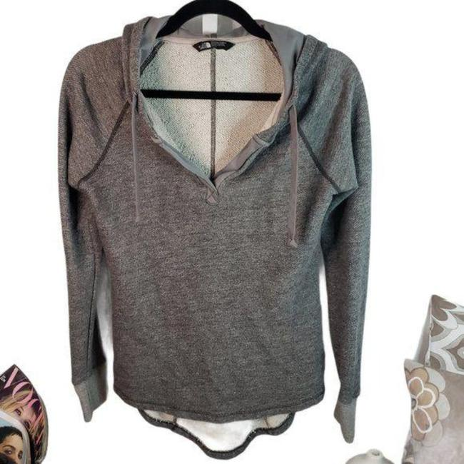 Item - Gray Hooded Activewear Size 0 (XS)
