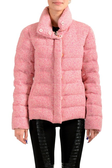 """Item - Pink Women's """"Cardere"""" Wool Down Parka Jacket Size 4 (S)"""