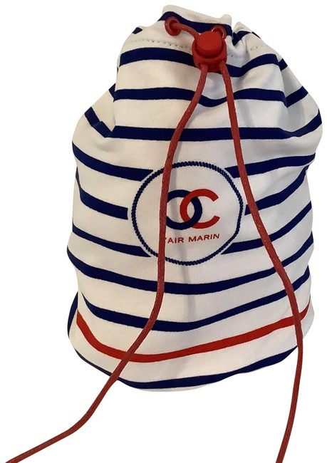 Item - Multi Color Drawstring Bag New L'air Marin With Fragrance