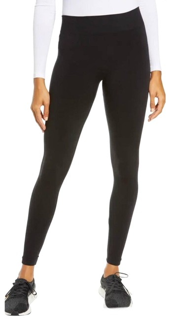 Item - Black L Cool-lite Motion Seamless Tights Activewear Bottoms Size 12 (L, 32, 33)