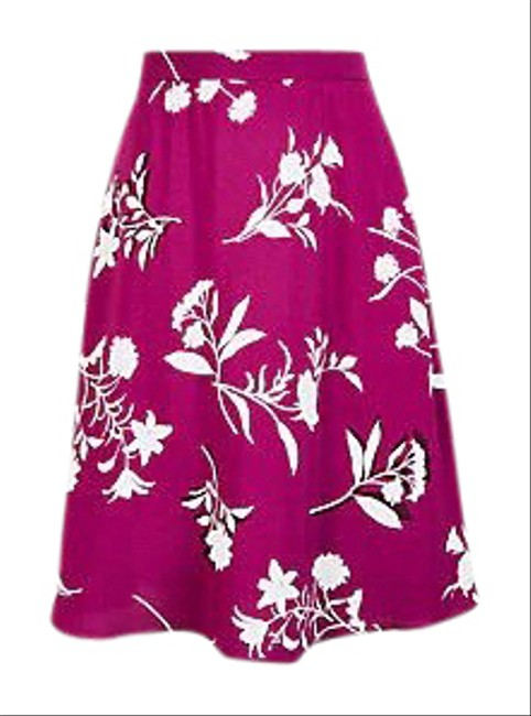 Item - Floral Skirt Size 0 (XS, 25)