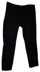 Gap Slim Cropped Dress Pants Capris Black
