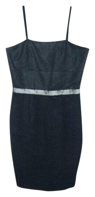 Item - Black New Womens Strapless Fitted Sheath Short Casual Dress Size 4 (S)