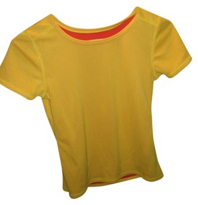 Ralph Lauren Polyester T Shirt yellow
