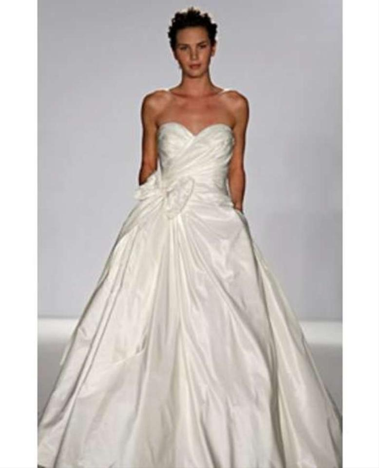Priscilla of boston maeve wedding dress tradesy weddings for Wedding dresses boston cheap