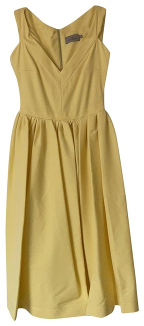 Item - Yellow 440688 Cocktail Dress Size 6 (S)