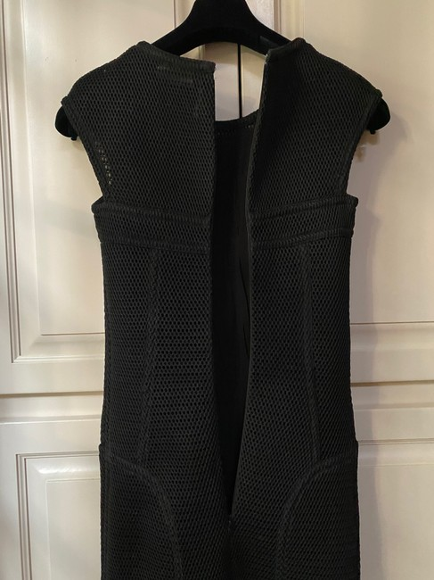 Chanel Black Lbd Mess Sleeveless Fitted Mini In Short Casual Dress Size 6 (S) Chanel Black Lbd Mess Sleeveless Fitted Mini In Short Casual Dress Size 6 (S) Image 7
