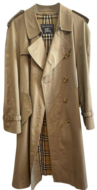 Item - Brown W Rare Wool Lining Coat Size OS (one size)