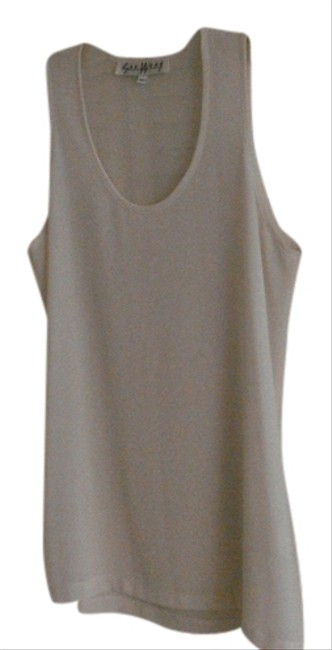Sue Wong Crepe Semi Sheer Tunic