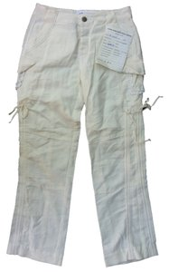 Da Nang Capri/Cropped Pants white