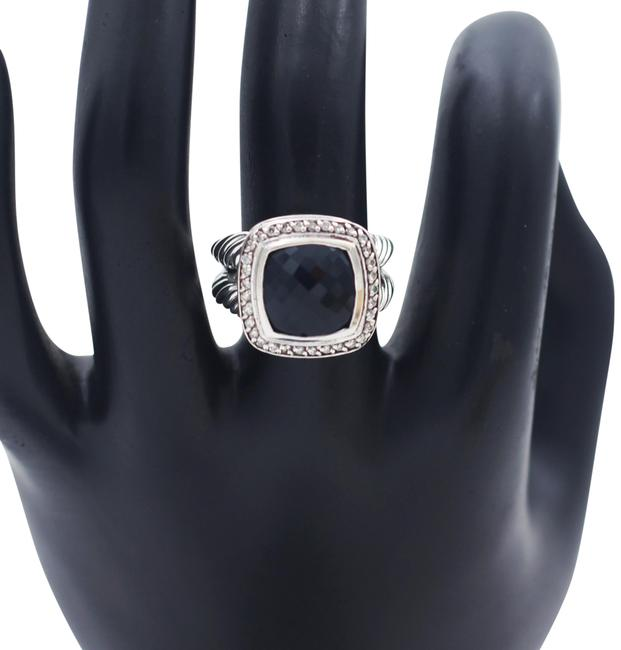 Item - Albion with Black Onyx and Diamonds Ring