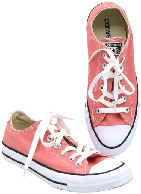 Item - Coral Chuck Taylor All Star Sneakers Size US 8 Regular (M, B)