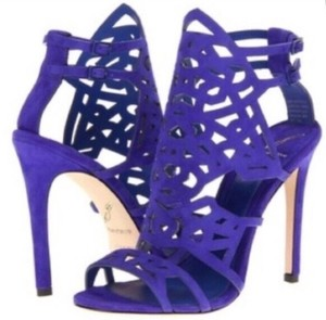 Brian Atwood Blue Formal