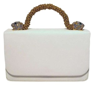 Kenneth Lane for Rosenfeld White Clutch