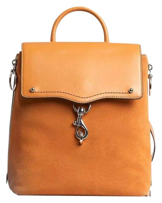 Item - Jody Convertible Brown Leather Backpack