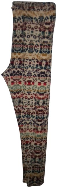 Item - Multicolor Tall & Curvy Leggings Size OS (one size)