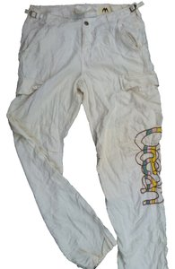 Da Nang Relaxed Pants white
