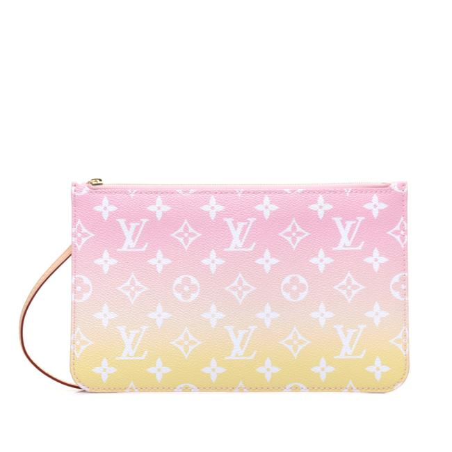 Item - Neverfull Pochette By The Pool From Mm Pink Clutch
