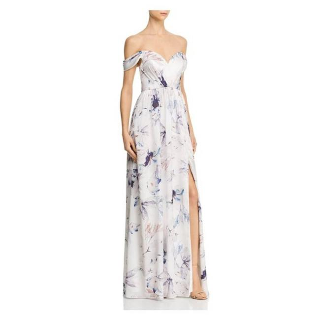 Item - White For Bloomingdales Shelley Gown Casual Maxi Dress Size 2 (XS)