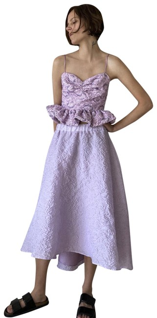Item - Lilac New Limited Edition Voluminous Organza Skirt Size 6 (S, 28)