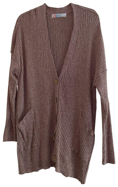Free People Dusty Rose Fp Beach Button-down Top Size 16 (XL, Plus 0x) Free People Dusty Rose Fp Beach Button-down Top Size 16 (XL, Plus 0x) Image 3