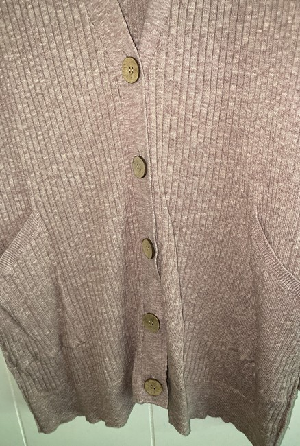 Free People Dusty Rose Fp Beach Button-down Top Size 16 (XL, Plus 0x) Free People Dusty Rose Fp Beach Button-down Top Size 16 (XL, Plus 0x) Image 5