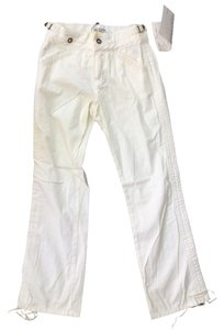 Da Nang Straight Pants white